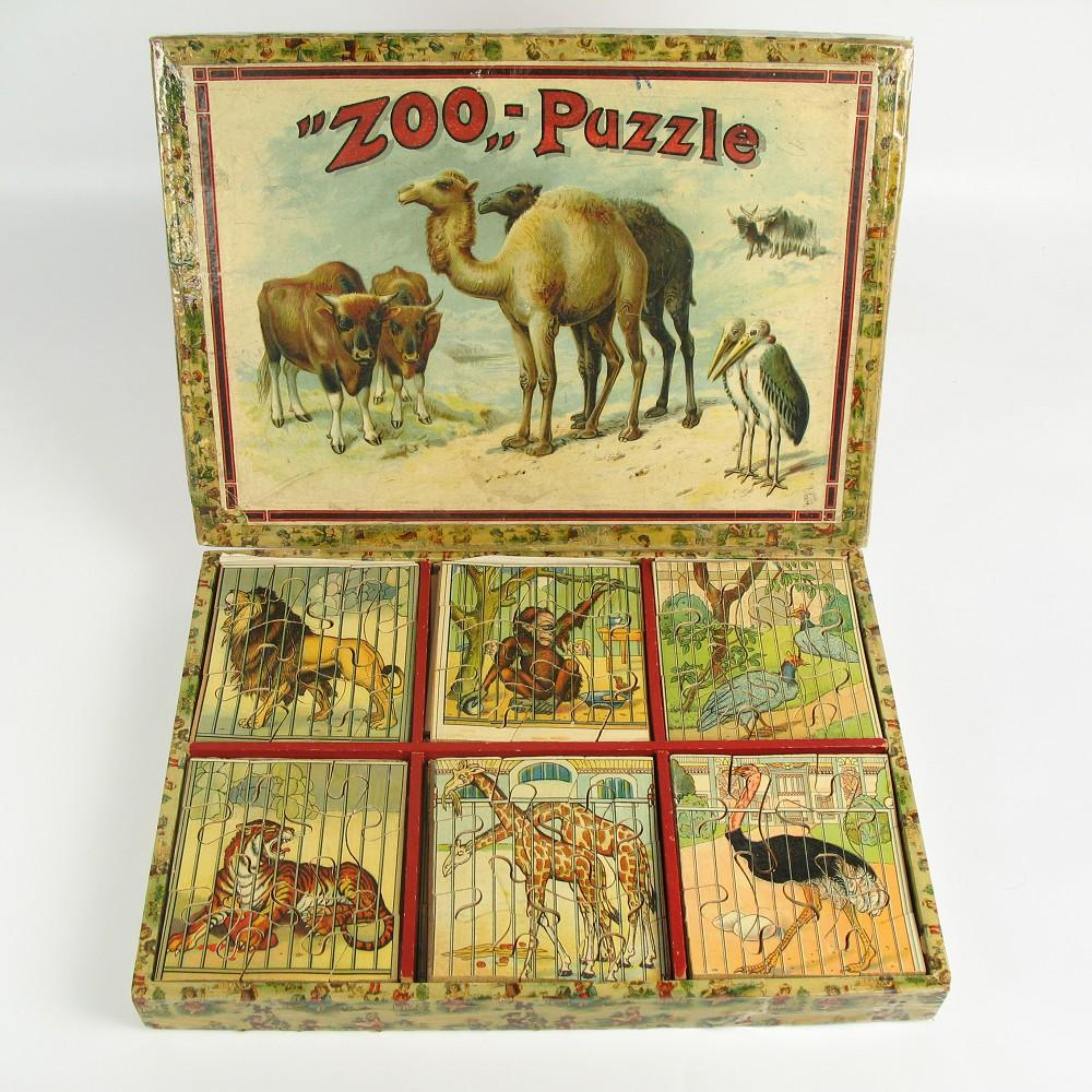 Zoo Puzzle [Games]