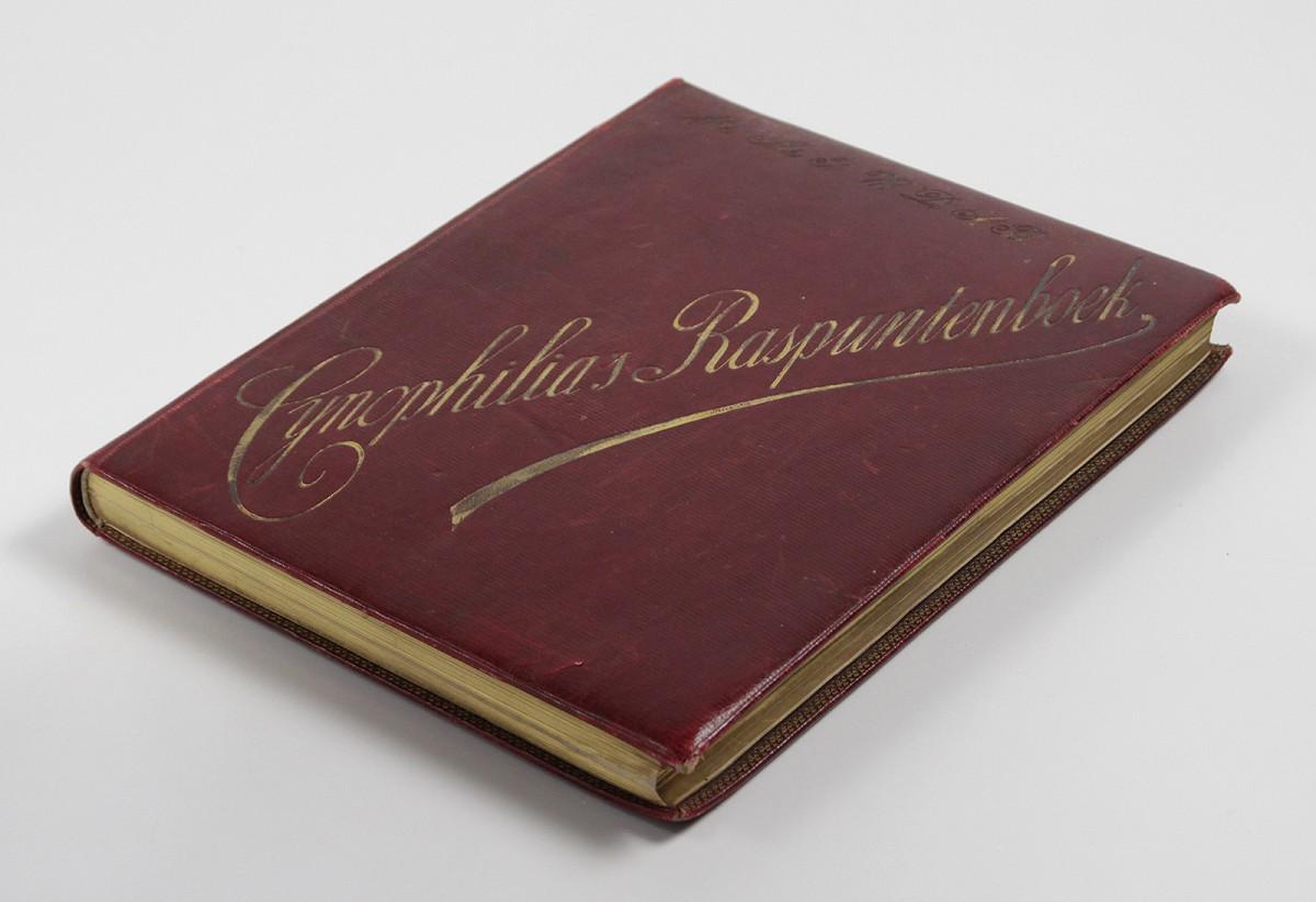 Raspunten-boek van de Nederlandsche Vereeniging van Liefhebbers: Bylandt, H. A.