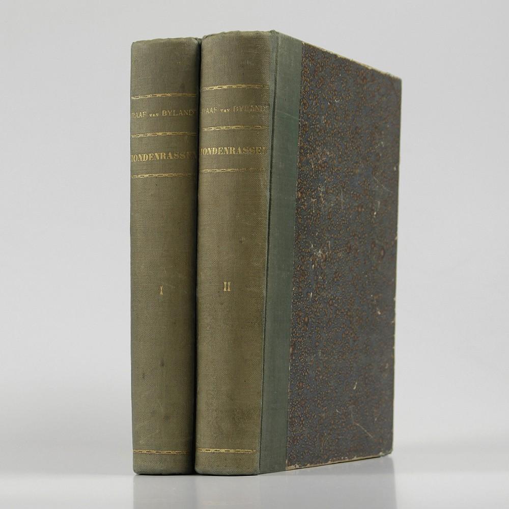 Hondenrassen. Punten, beschrijving, eigenschappen, gebreken, enz. Deel: Bylandt, H. A.