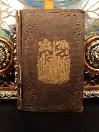 1850 Baptist Missionary Adoniram Judson Burma Burmese Bible Myanmar: John Dowling; Adoniram Judson