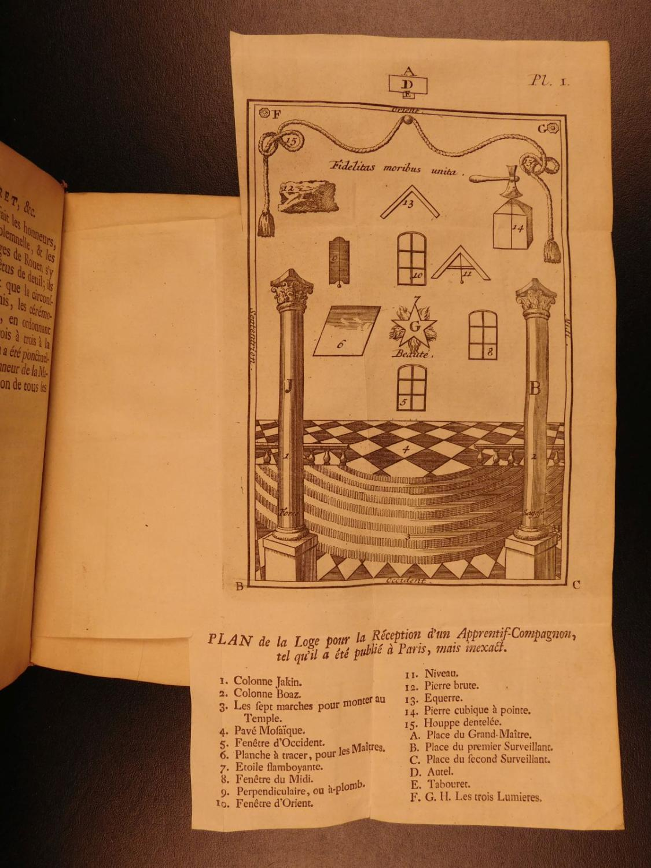 1766 Order Of Pug Freemasonry Masonic