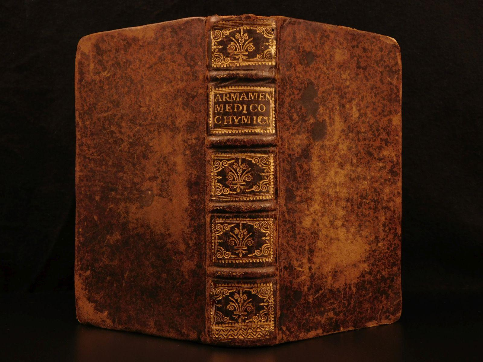 viaLibri ~ 1670 Mynsicht Alchemy Philosopher's Stone Occult