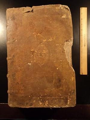 1562 Famous & HUGE Dictionary of Ambrogio: Ambrogio Calepino
