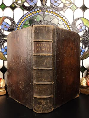 Jacobean English LAW Cases Sir Francis Moore Charles II Jacobite England: Francis Moore; Gefrey ...
