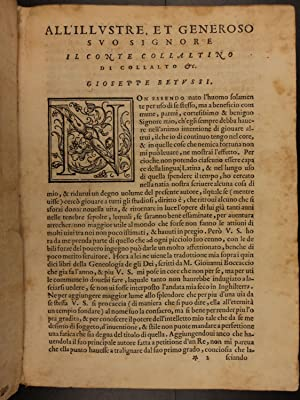 1569 Genealogy of the Gods Italian Renaissance Boccaccio Pagan Occult Mythology: Giovanni Boccaccio...