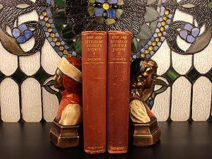 1896 Life & Letters of Charles DARWIN Evolution 2v SET Biology Origin Species: Charles Darwin