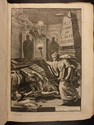 1682 1st ed History of Calvinism John Calvin Huguenot Reformation Martin Luther