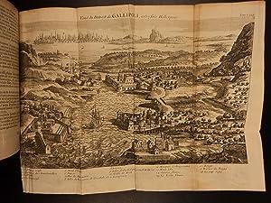 1715 Turkish Spy Ottoman Persian Empire Constantinople Turkey Illustrated 6v SET: Giovanni Paolo ...