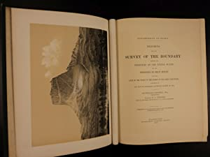 1878 1st ed Government Survey of US MAPS Border CANADA Native Americans Indians: W J Twining; ...