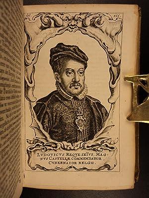 1655 Famiano Strada History of DUTCH Revolt Charles V Holy Roman Empire WARS: Famiano Strada