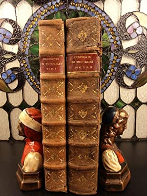 1572 1st ed Monstrelet Chronicles Hundred Years War Military Joan d Arc FOLIOS: Enguerrand de ...