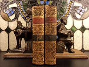 1810 1st ed RARE Library Manual Brunet: Jacques-Charles Brunet