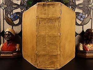 1581 LAW Corpus Juris Civilis Justinian Medieval Accursius Pandectarum Digest: Accursius ; Antonio ...