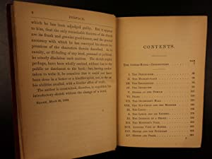 1893 The Scarlet Letter Nathaniel Hawthorne Illustrated American PURITAN Boston: Nathaniel ...