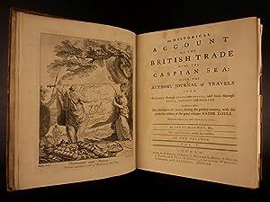 1762 Jonas Hanway Travel Trade PERSIA Iran: Jonas Hanway