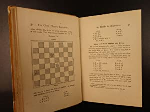 1859 Chess Players Instructor Charles Stanley Strategy Rules Instruction Games: Charles Henry ...