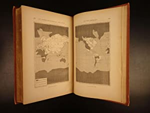 1880 Jules Verne Great Navigators of 18th-cen Astronomy Capt Cook Voyages Hetzel: VERNE, Jules