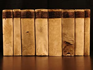 1778 German Leyser ad Pandectas Civil Criminal: LEYSER, Augustin von