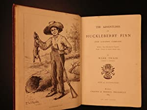 a short summary of the adventures of huckleberry finn by mark twain Mark twain's adventures of huckleberry finn is one of the most celebrated novels in american literature--arguably the greatest novel in american literature.