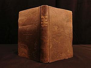 1849 1st ed Precious Metals GOLD RUSH: COMSTOCK, John Lee