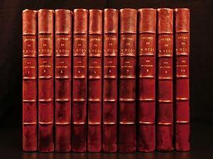 1862 1st Paris ed Les Misérables Victor: HUGO, Victor