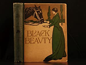 1894 Black Beauty Sewell Animal Rights Humane: SEWELL, Anna