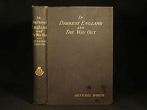 1890 1st ed In Darkest England William: BOOTH, William
