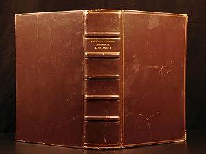1674 Gottfried Historical Chronica Creation Persia ROME: GOTTFRIED, Johann Ludwig
