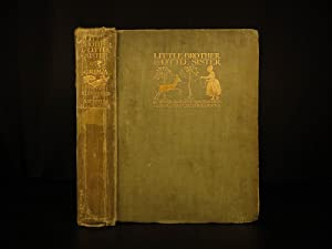 1917 1st ed Little Brother & Sister: GRIMM, Jacob &