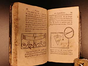 1686 1st ed Science of Hygrometry Foucher Hygrometers Meteorology Weather Boyle: FOUCHER, Simon