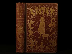 1904 1st ed Brown FAIRY Book Andrew: LANG, Andrew