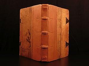 1493 1ed INCUNABLE Martial Epigrams Roman Poetry: MARTIALIS, Marcus Valerius