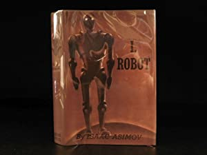 1950 1st ed/1st print I Robot by: ASIMOV, Isaac