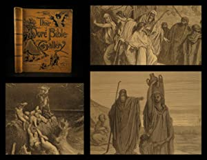 The Dore Bible gallery: containing one hundred: DORE Gustave