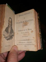 BlumenleseAnthologie aus den Werken Jean Paul s: Naubert, Benedikte und