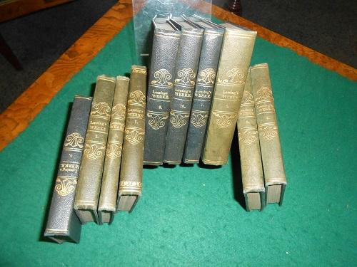 G[otthold] E[phraim] Lessings gesammelte Werke. 10 Bde.: Lessing, Gotthold Ephraim: