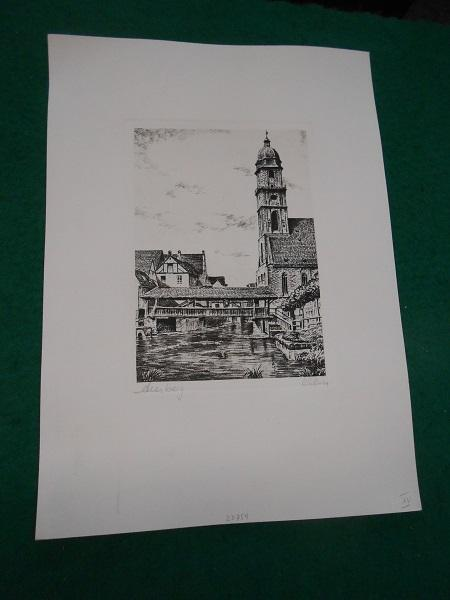 Basilika St. Martin. Amberg in der Oberpfalz.: Klein: