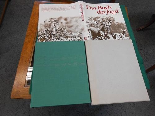 Das Buch der Jagd. Inhaltliche Konzeption und: Bucher, Ruth (Gesamtredaktion),