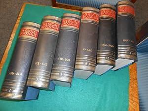 Der Große Brockhaus. 15. Aufl. [21 Bde.] Teilbände 2, 3, 4, 6, 12 und 13. >Handbuch ...