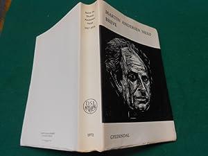 Breve fra Martin Andersen Nexö<. 3. Band 1937 - 1954. [Briefe-Sammlung]. I udvalg og med ...