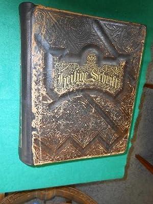 Die >Heilige SchriftDas Alte und Neue Testament<. In der Übersetzung von Dr. Martin ...