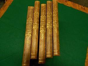 Meyer's Universum<. Octavausgabe in 5 Bänden. Ein Volksbuch, enthaltend Abbildung und ...