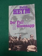 Der Fall Glasenapp<. Roman. Ungekürzte Ausgabe. Aus der Reihe: Fischer Taschenbücher ...