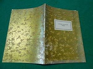 Goethes englische Werke<. Den Text besorgte Richard: Goethe, Johann Wolfgang