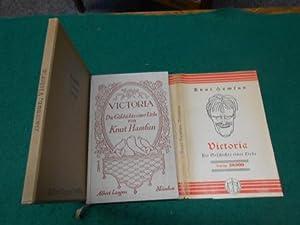 Victoria<. Die Geschichte einer Liebe. In neuer berechtigter Übersetzung von J. Sandmeier ...