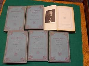 Romane und Novellen<. 6 Bde. Gesamtausgabe.: Sudermann, Hermann: