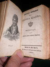 Blumauer s ausgewählte GedichteBürgers Gedichte. Erster und zweiter Theil> und >...