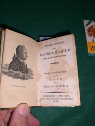 Gewählte moralische Briefe von Dusch und Satyren von KästnerDer Charakter und die ...