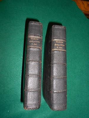 Heilige Reden<. In zwey Bänden. Über wichtige Wahrheiten der Lehre Jesu Christi.: ...