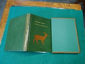 Kein Platz für wilde Tiere<. [Exklusive Unikat- Buchbinder- Einbände]. Fotos vom ...